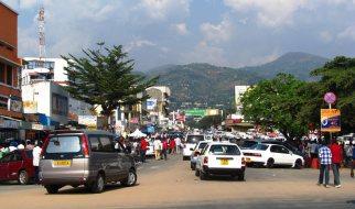 Burundi - podróż przez Afrykę