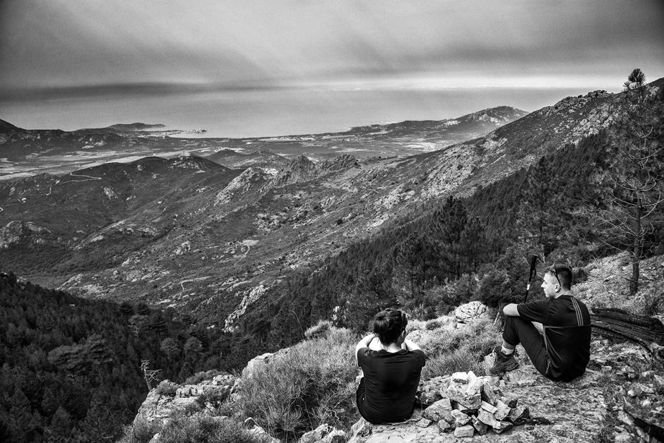 Szlak GR20 na Korsyce. (Fot. Jakub Rybicki)