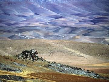 Wyprawa Łukasza Supergana w góry Zagros - zdjęcia z Iranu