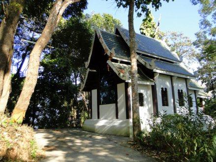 Klasztor buddyjski - podróże do Tajlandii