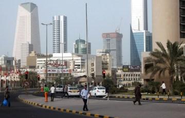 Centrum miasta Kuwejt