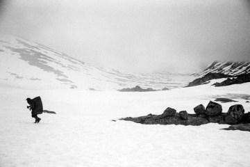 Norwegia zimą - góry Katarzyny Nizinkiewicz