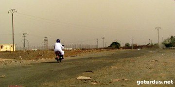 Dżibuti poza miastem