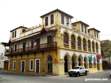 Dżibuti, dzielnica europejska