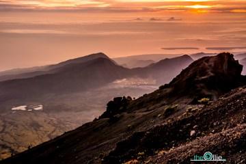 Zdjęcia z trekkingu w górach Indonezji