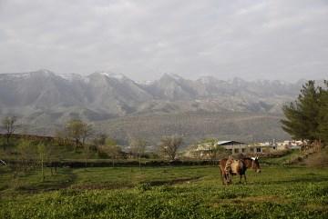 Góry w Kurdystanie - foto