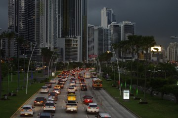 Ciudad de Panama. Bogactwo Ameryki Południowej
