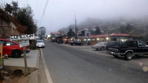 San Jose del Pacifico w Meksyku