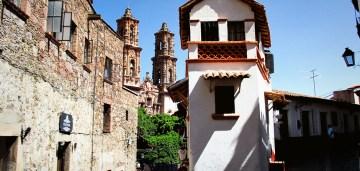 Malownicze miasta Meksyku - Taxco