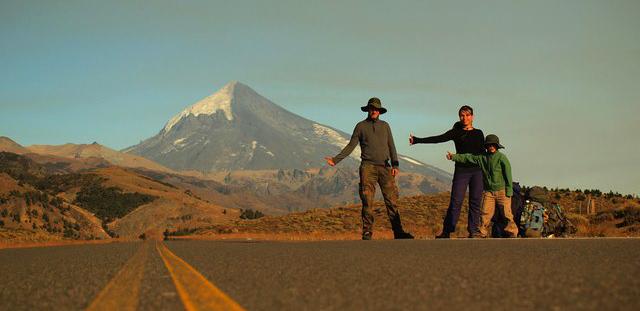Podróże z dzieckiem - autostop w Ameryce Południowej