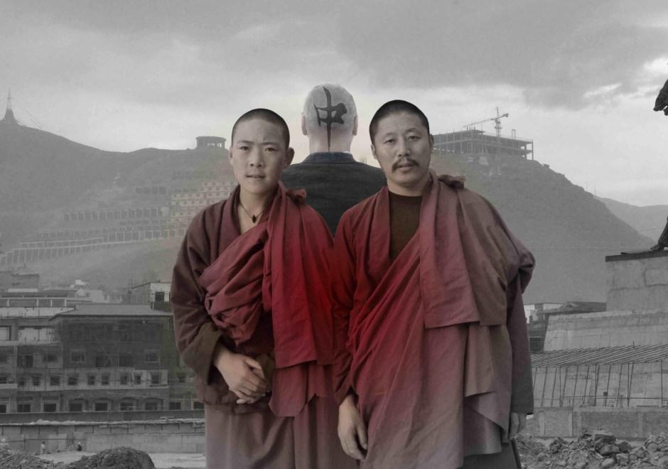Mnisi i Dżongło