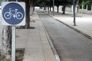 Ścieżka rowerowa w Maroku
