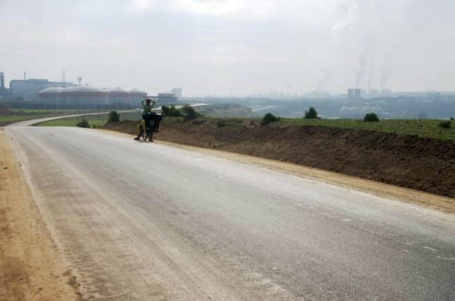 Zanieczyszczenie powietrza w Maroku