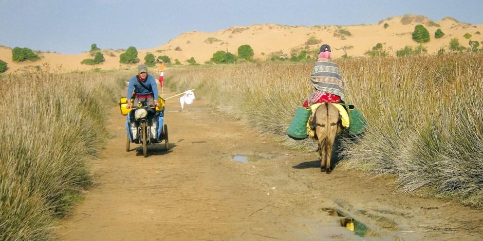 Rowerowa podróż przez Maroko