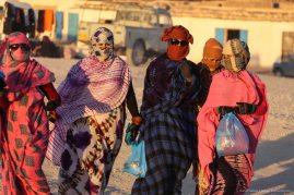 Saharyjskie kobiety, Bartek Sabela