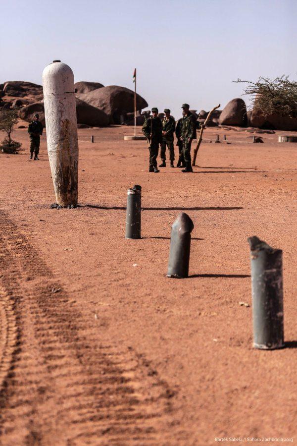 Sahara Zachodnia, Bartek Sabela, Wszystkie ziarna piasku