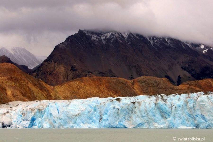 Podróż przez Argentynę, magia lodowców