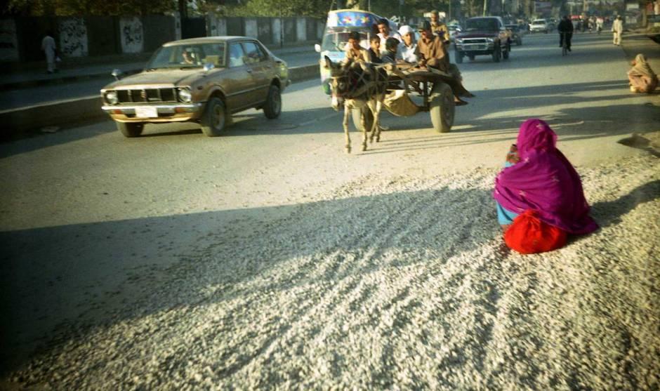 Lądem do Indii, Kweta, Pakistan