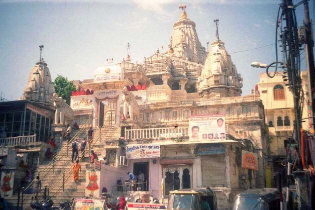 Udajpur w Indiach