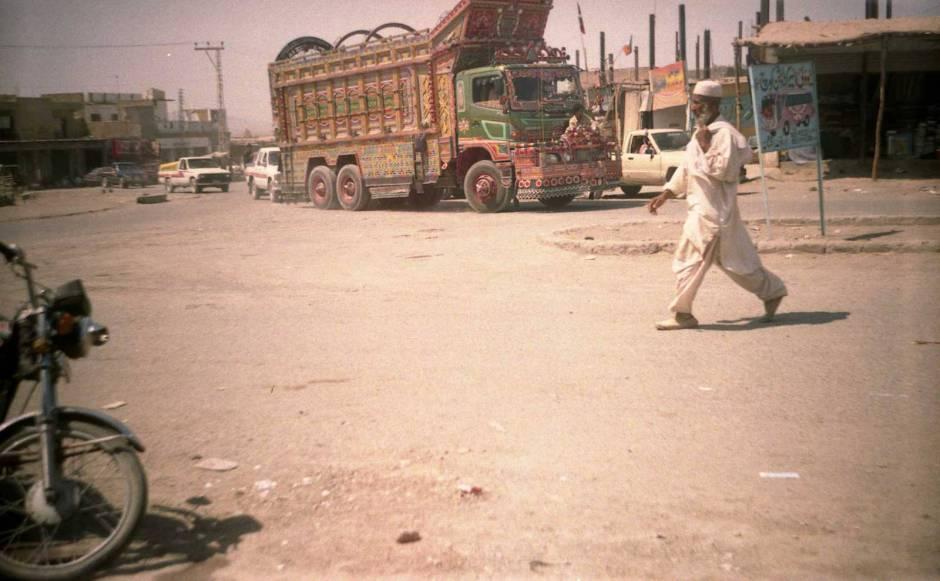 Pakistańskie miastop Lahore