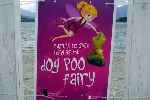 Reklama w Nowej Zelandii na lotnisku