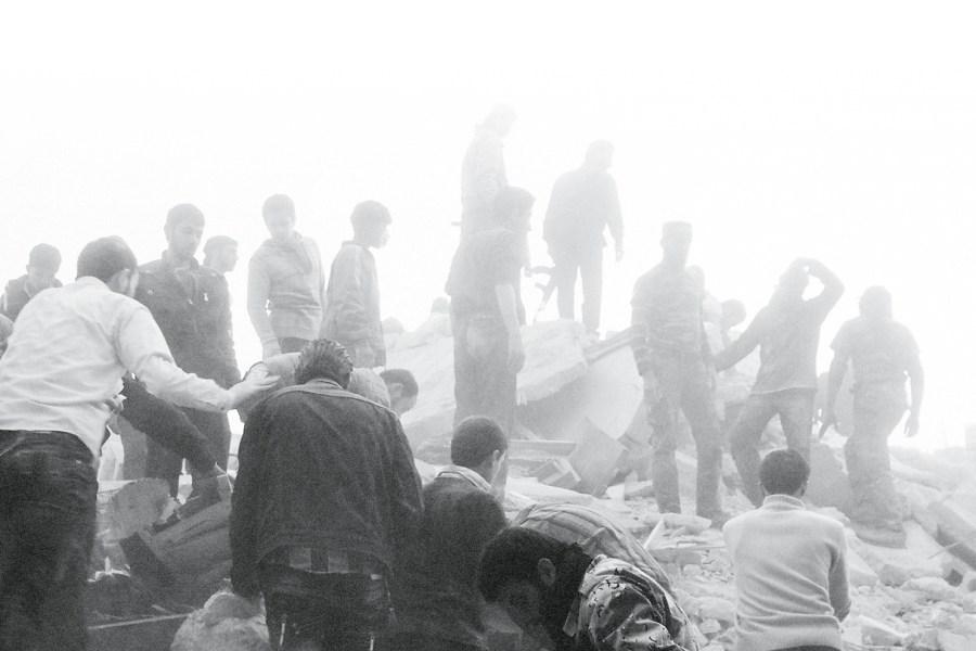 Przeprawa. Moja podróż do pękniętego serca Syrii