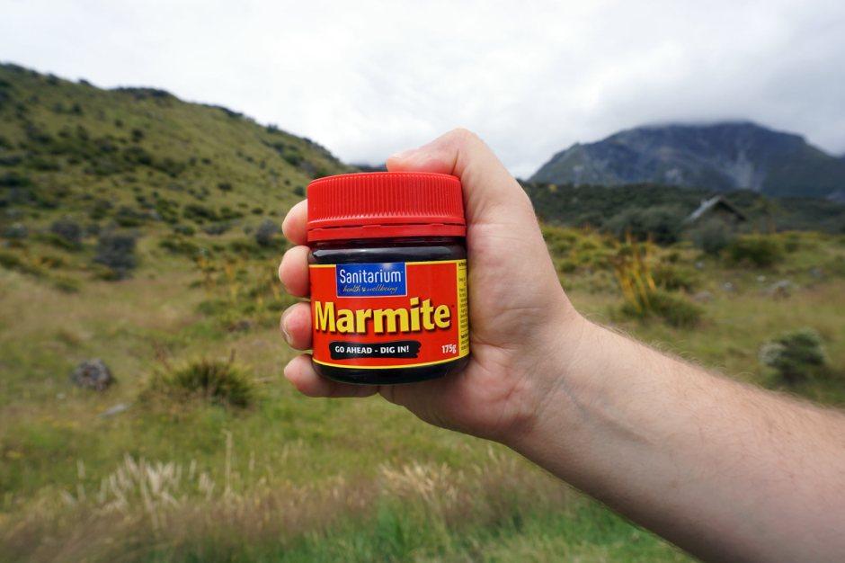 Marmite - pasta z drożdży do piwa