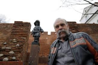 Sam Childers, Kaznodzieja z karabinem w Warszawie. Wizyta w Polsce