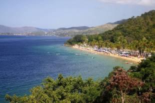 Morze Karainskie - plaże w Wenezueli