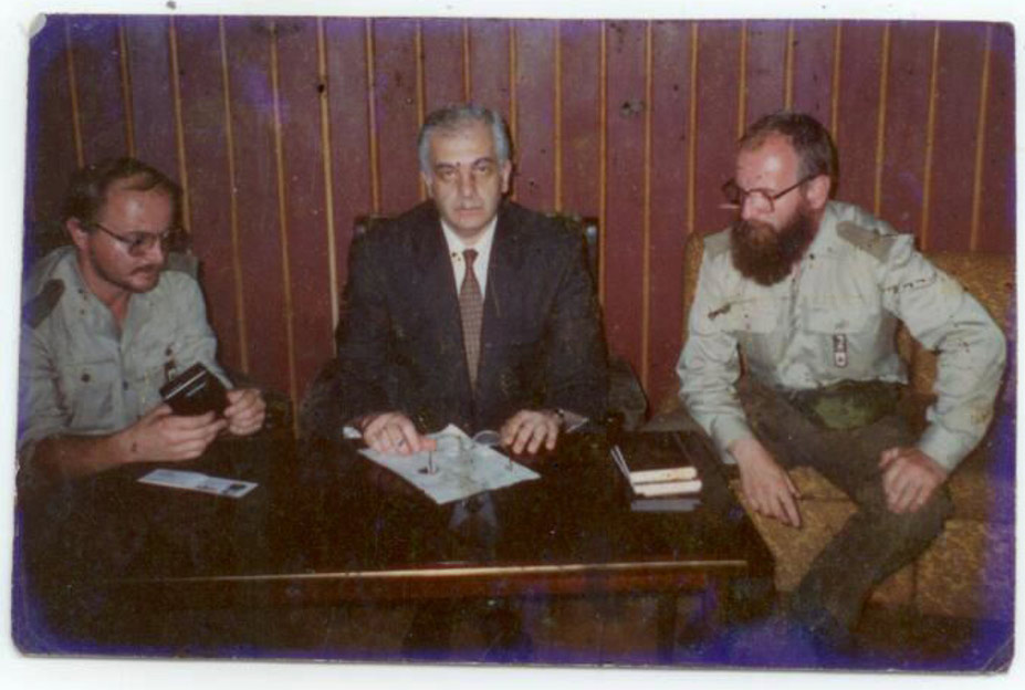 Podróże Zeflika Chłódka - spotkanie z prezydentem Gruzji