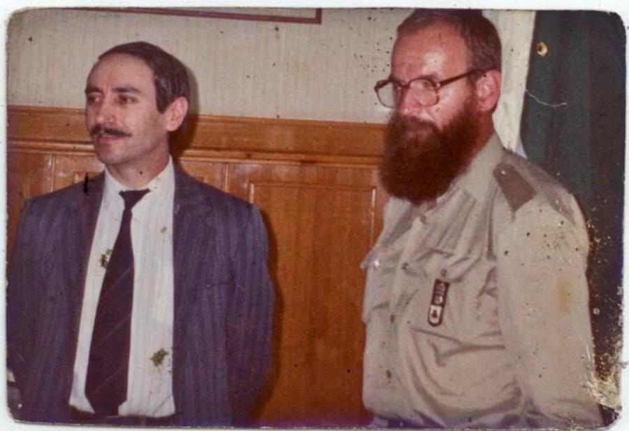 Spotkanie z Dżocharem Dudajewem - podróże Zeflika Chłódka