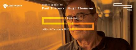 Kontynenty, Paul Theroux