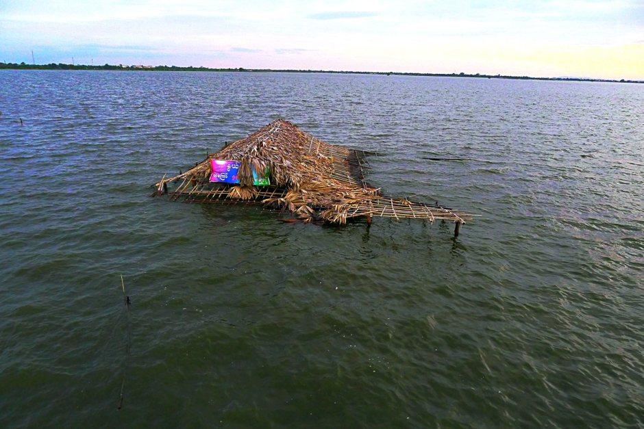 Powódź w Birmie, wylała rzeka Irauadi