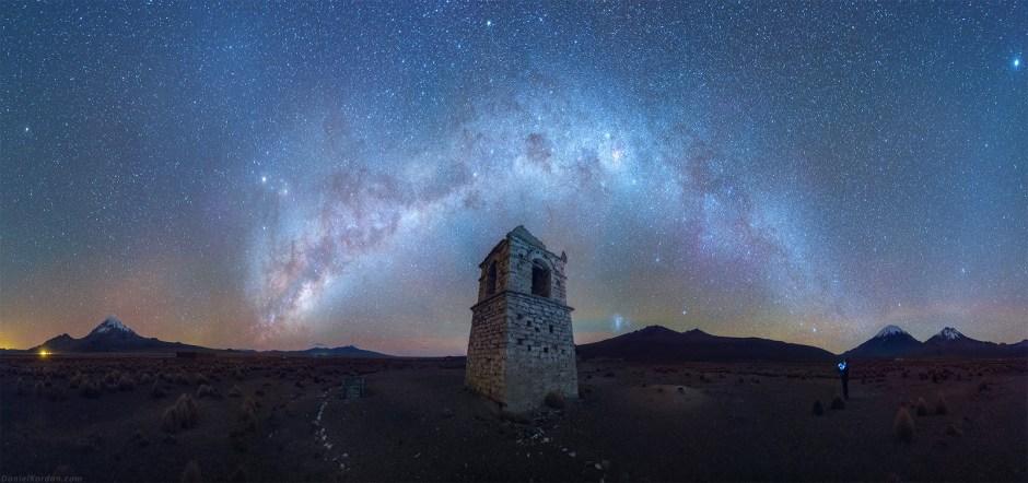 Salar de Uyuni, nocne zdjecia, astrofotografia