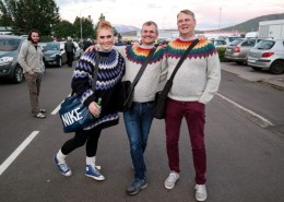 Mieszkańcy Islandii kochają lopapeysa