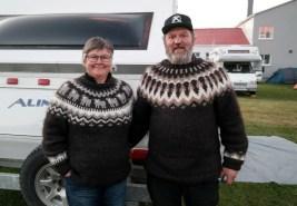 Lopapeysa czyli tradycyjny islandzki sweter