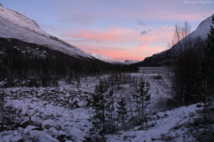Północna Norwegia - zdjęcia z zimowej podróży