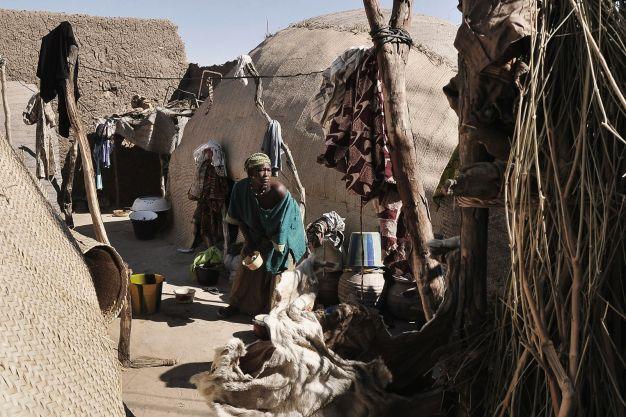 Tuaregowie w Timbuktu. Zdjęcia z podróży do Mali