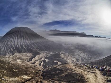 Wycieczka na wulkan Bromo na Jawie w Indonezji