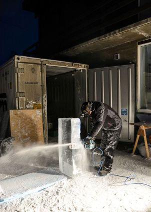 Ice Music Festival w norweskim Geilo