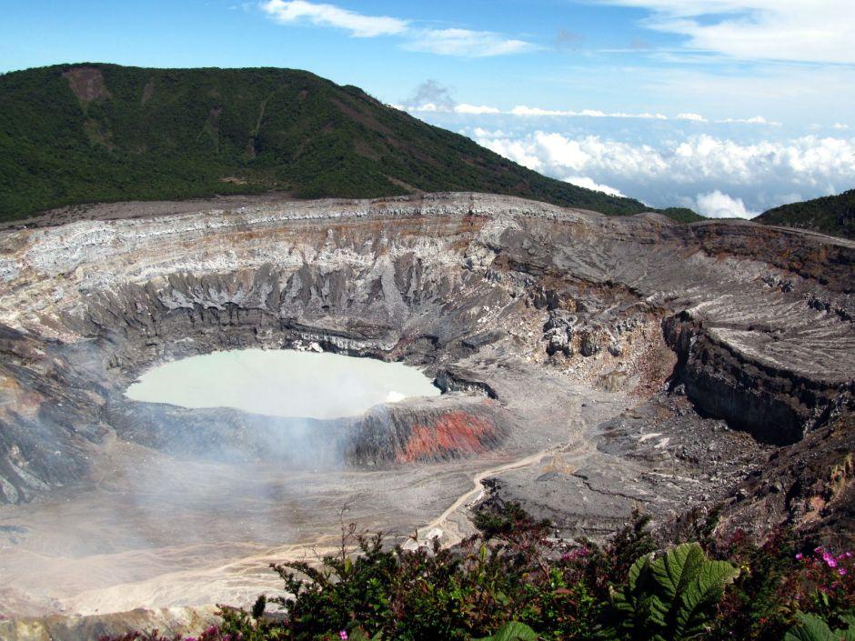 Wulkany Kostaryki, Poas, podroze