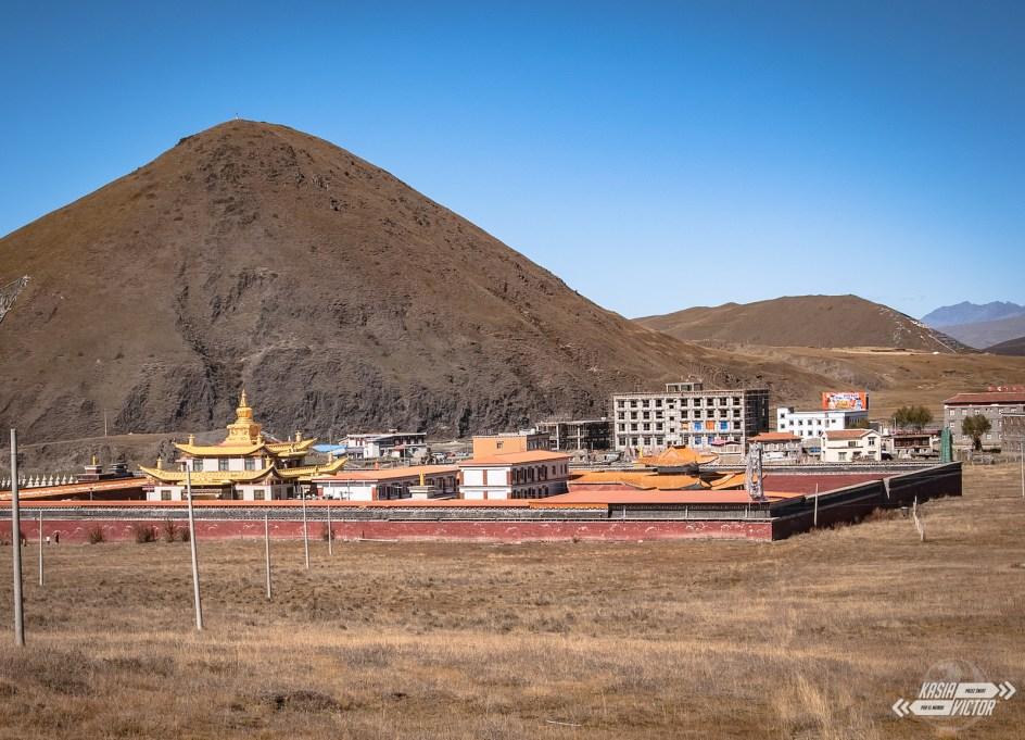 Podróż do Chin, Tagong w Tybecie