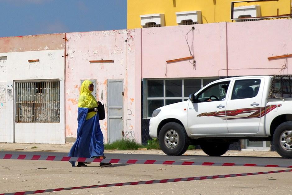 Mauretania, Nawakszut, zdjęcia islamskich kobiet