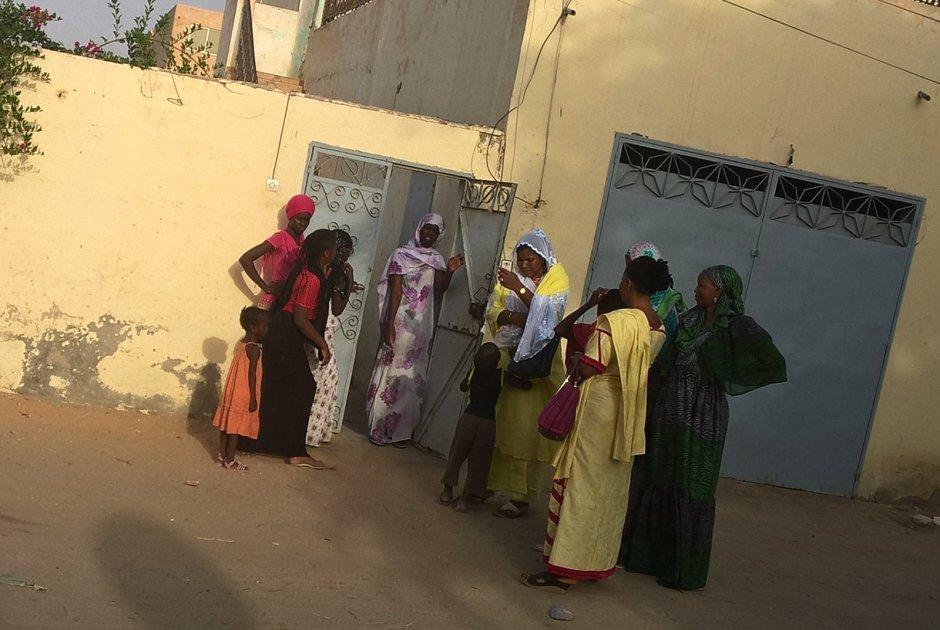 Podróż do Mauretanii, zdjęcia z Nawakszut