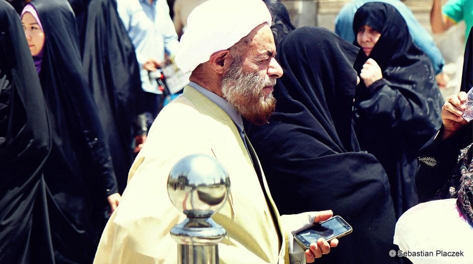Iran, Kom, święte miasto muzułmanów, islam