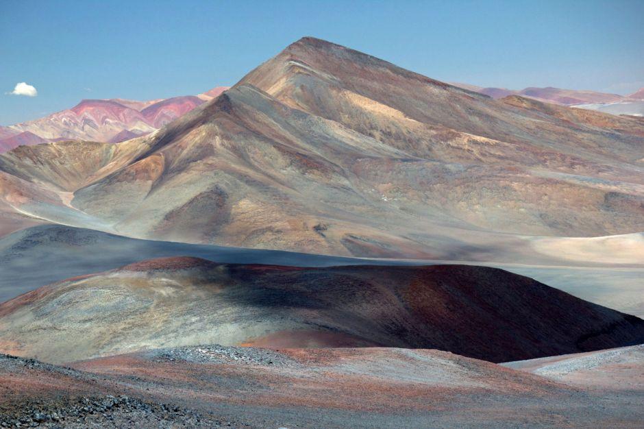Ojos del Salado - najwyższy wulkan Chile leżący na granicy chilijsko-argentyńskiej - wyprawa