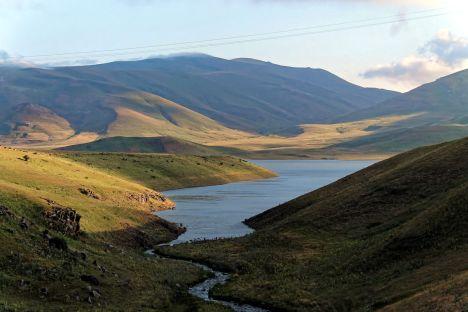 Góry Kaukaz, podróz do Armenii
