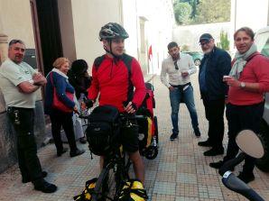 Włochy, Sycylia, podróże rowerowe