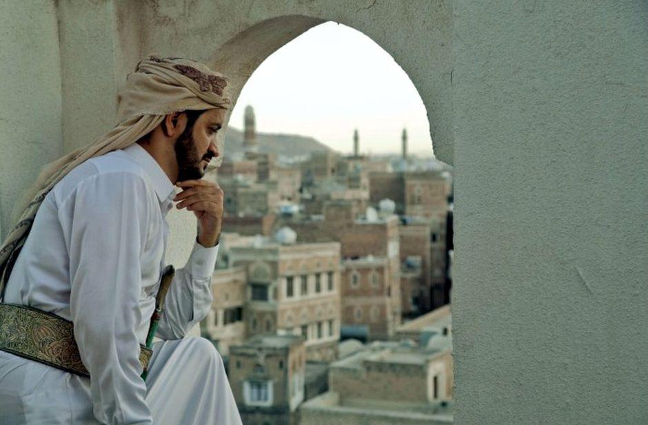 Jemen, Kais, mieszkaniec Sany, The reluctant revolutionary