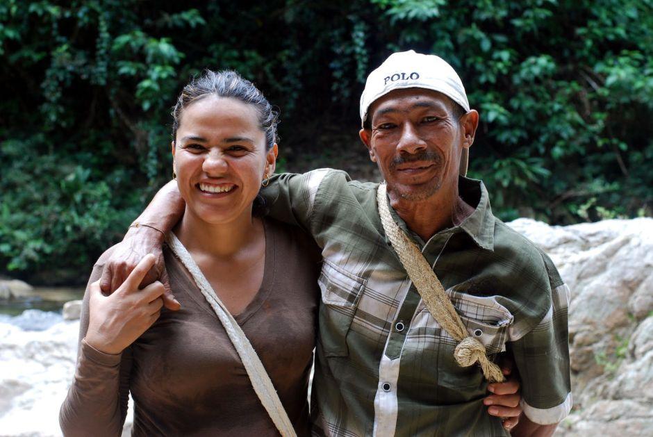 Kolumbia, Indianie z Sierra Nevada, zdjęcia z podróży